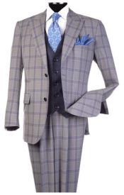 Steve Harvey Suits Light
