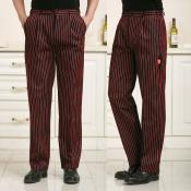 Pants Chalk 1920's Gangster Stripe Pinstriped Slack Pants