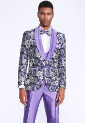 Tuxedo - Lilac Tuxedo