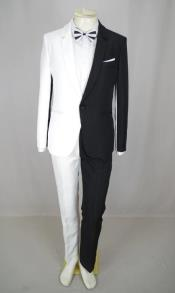 Peak Lapel Wedding Suit