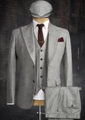 Blinders Suit Gray(Peaky Blinder