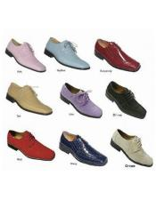 Mystery Colorful Dress Shoes