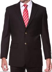 Suit With Gold Buttons