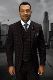 mens Wool Fashion Suit