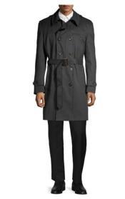 Lauren Black Trench Coat