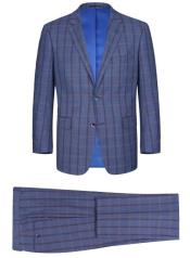 Tattaglia Plaid Checkered Business