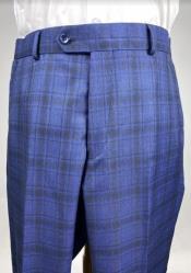 Flat Front Pants -