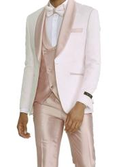 Gold Pink Slim Fit
