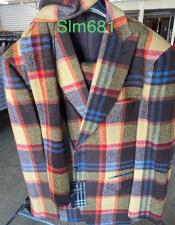 Checkered Suit - Houndstooth