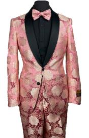 Suits - Paisley Suit