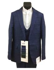 Suits - Window Pane