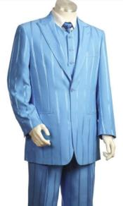 Blue Suit - Light