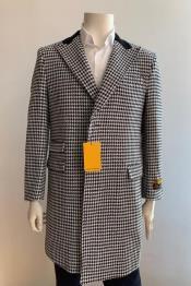 Overcoat - Chesterfiled Three