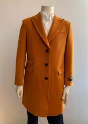 Overcoat Orange - Three