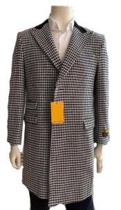 Overcoat - Wool and