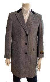 Overcoat - Wool and