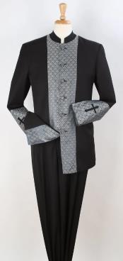 Collar Suit - Mandairn