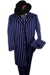 Suit - Navy Blue
