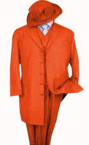 Halloween Costume - Orange