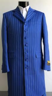 Royal ~ White Big And Tall Suit Plus Size men's Suits For Big Guys