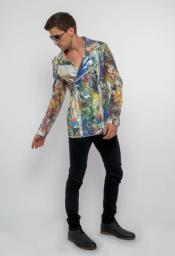 Suit - Paisley Suit