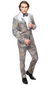Suit - Paisley Fashion