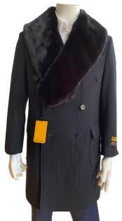 Quarter mens Overcoat -