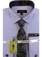Lavender Dress Shirts with