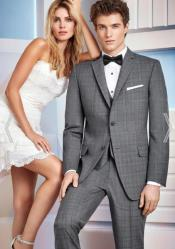 Wedding Suit - Vested