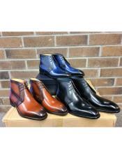 Leather Chukka KB509-11 Carrucci