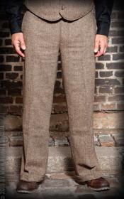 Herringbone Wool - Tweed