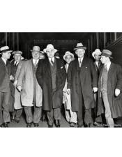 Capone Suit - Overcoat