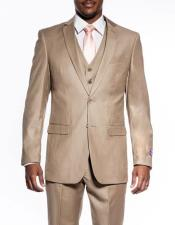 Wedding Suit - Beige
