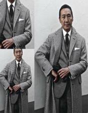 Overcoat - Black and