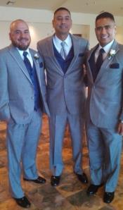 Wedding Suit - Western