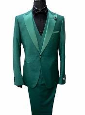 Tuxedo - Gree Suit