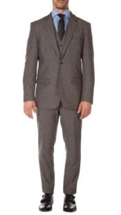 Wedding Suit - Tweed