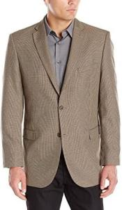 Houndstooth Blazers - Patterned