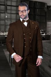 Fit Suit - Brown