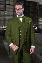 Fit Suit - Olive