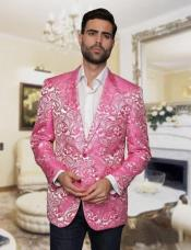 Pink Tuxedo - Prom