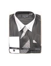 Bar Dress Shirt +