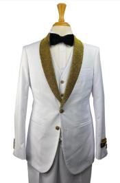 Tuxedo - Mens Gold
