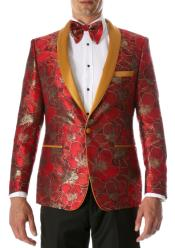 and Gold Tuxedo -
