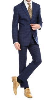 2pc Premium Wool Slim