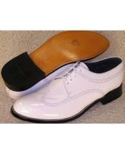 Baldwin Wingtip Oxford Shoes