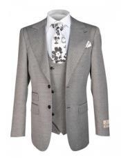 Button Rossiman Dress Suit