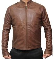 Tom Cruise Suit Leather