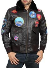 Tom Cruise Suit Bomber