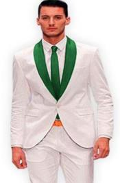 and Hunter Green Tuxedo